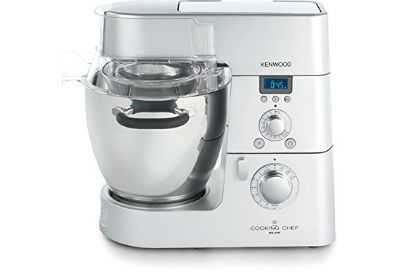 Kenwood cooking chef caratteristiche prezzo opinioni for Cuisson vapeur kenwood cooking chef