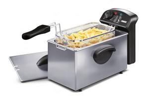 friggitrice semi professionale