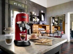 macchina da caffe manuale