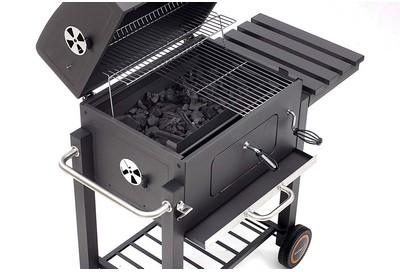 barbecue a carbone come funziona